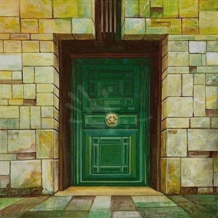 Green Door: Treasury