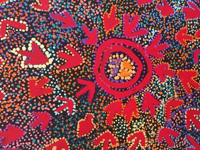 Aboriginal Artists - Karen Napaljarri Barnes