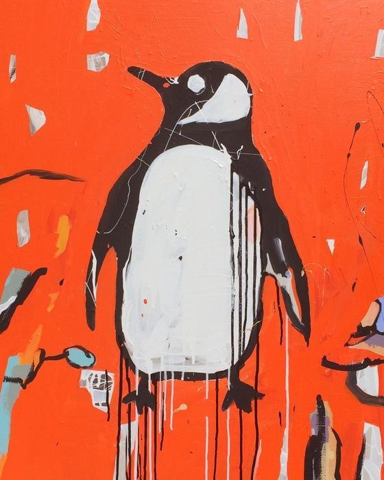 Unpopular Penguin 100