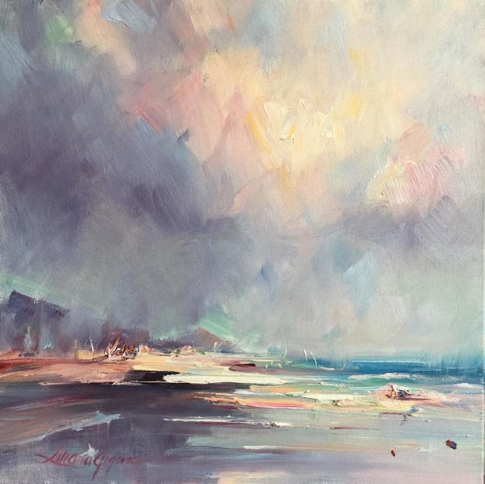 """Cumulus glow #6"" - Portsea"