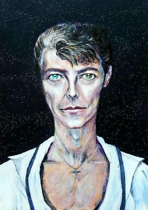 David Bowie ~ Our Star Man