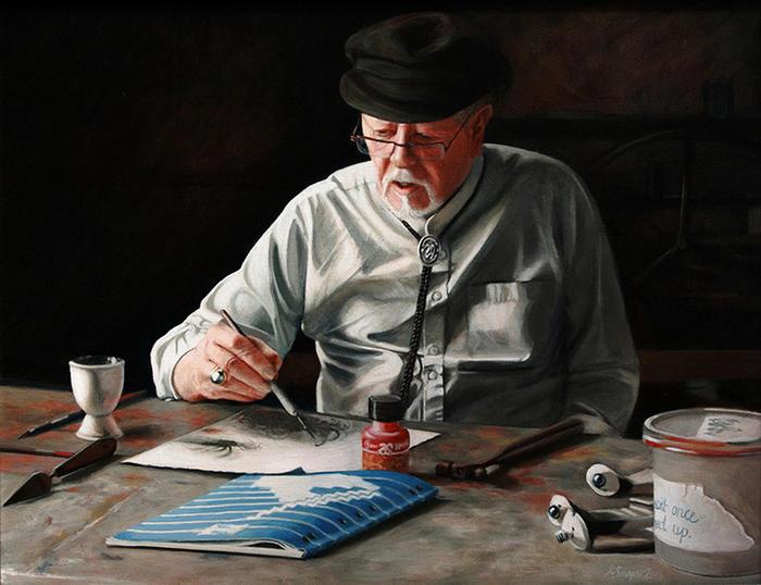 Robert Juniper : Through the Looking Glass