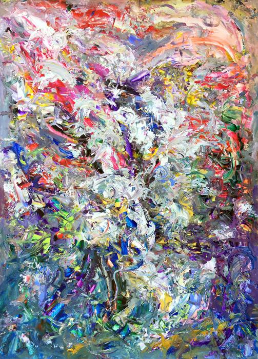 Untitled 53 - LARGE 78 × 106 × 0.3 cm (unframed)