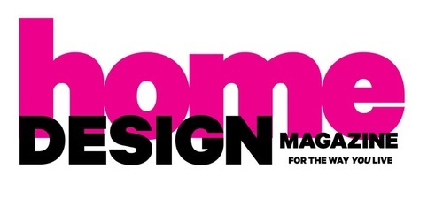 Home design magazine logo
