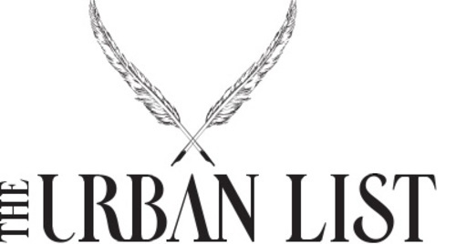 The urban list logo