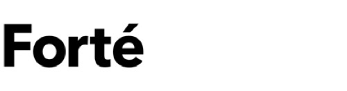Forte magazine logo