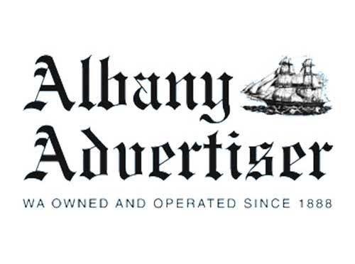 Albany advertiser logo