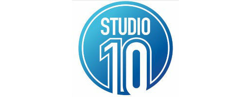 Studio 10 on channel ten logo